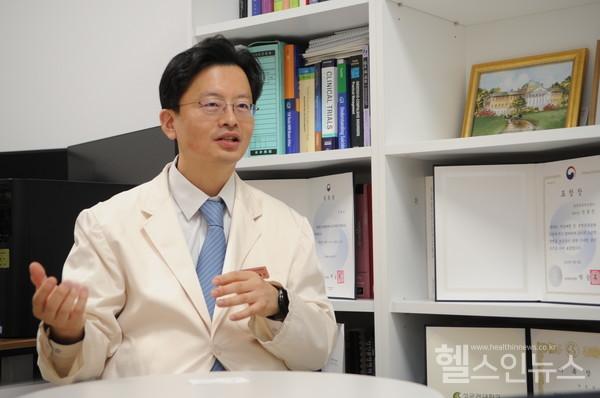 의과대학 전홍진 교수, 보건의 날 기념 국무총리 표창