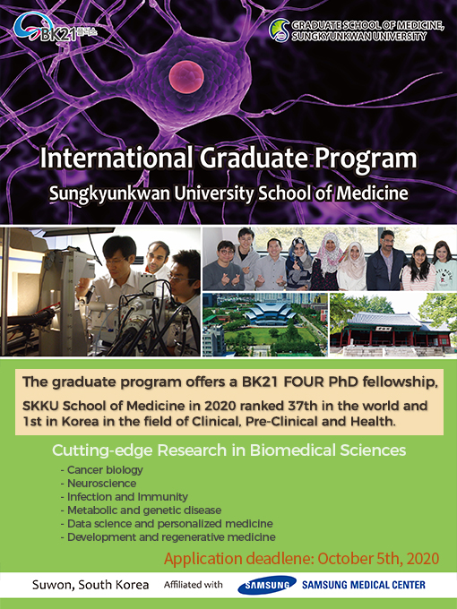 International Ph. D program